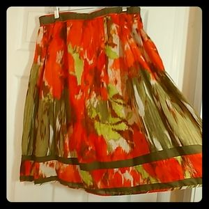Fall Skirt from Talbots